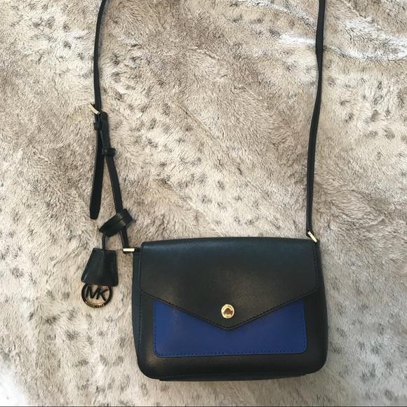 c58dab98d9ca KORS Michael Kors Handbags - Michael Kors Greenwich Saffiano Crossbody